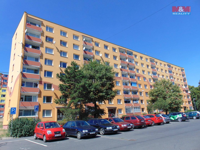 Prodej, byt 2+1, 64 m2, OV, Bílina, ul. Za Chlumem