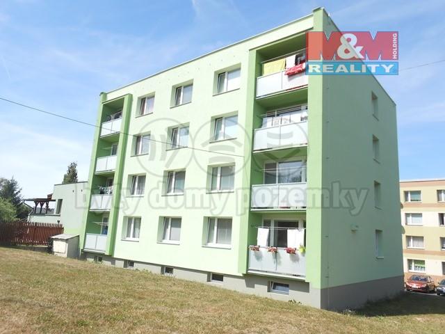 Prodej, byt 3+1, 78 m2, Česká Kamenice, ul. Děčínská