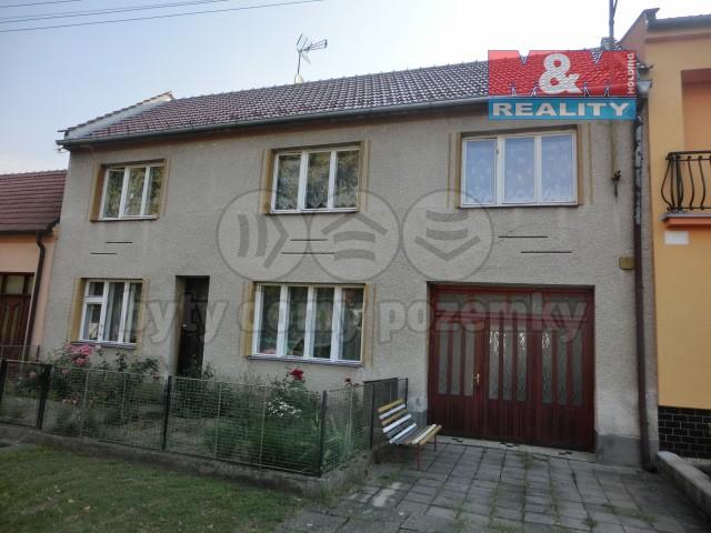 Prodej, rodinný dům 6+1, Vlčnov