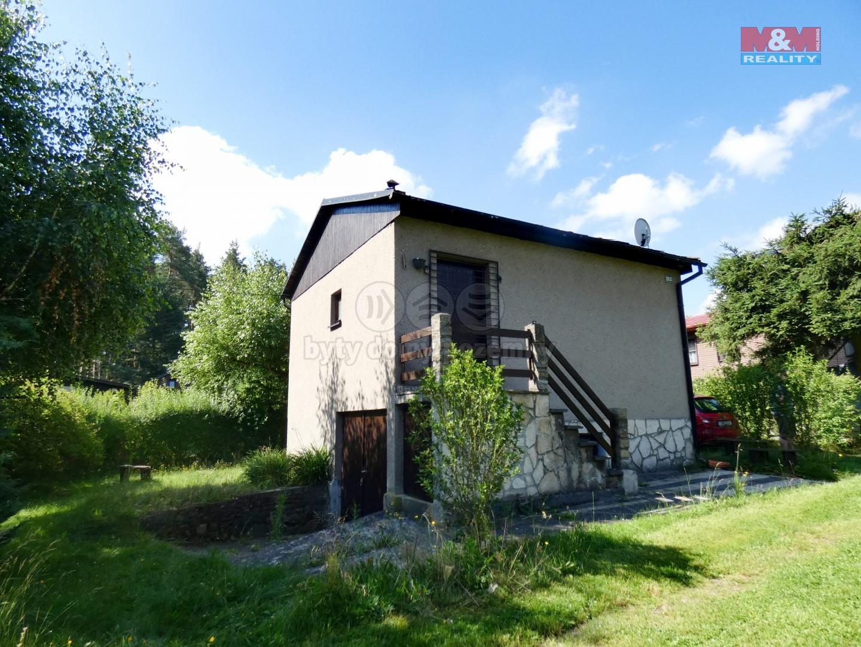 Prodej, chata 2+1, 298 m2, Litošice - Krasnice