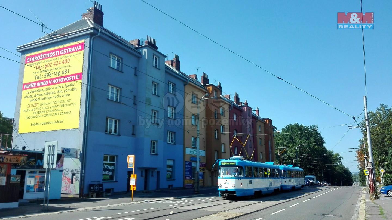 Pronájem, obchodní prostory, 75 m2, Ostrava - Mariánské Hory