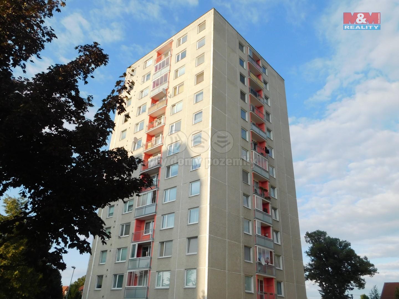 Prodej, byt 1+1, 40 m2, Pardubice - Cihelna