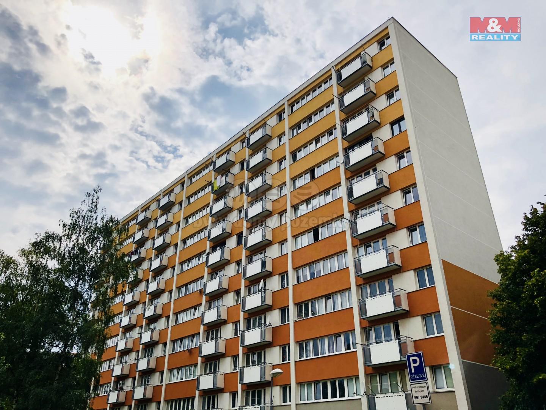 Prodej, byt 1+kk, Hradec Králové, ul. Severní