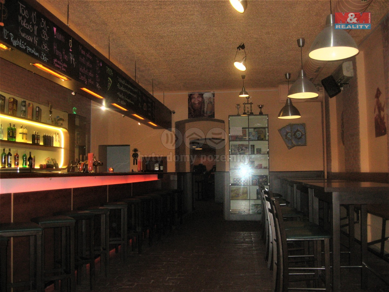 Pronájem, bar 225 m2, Brno, ul. Jánská