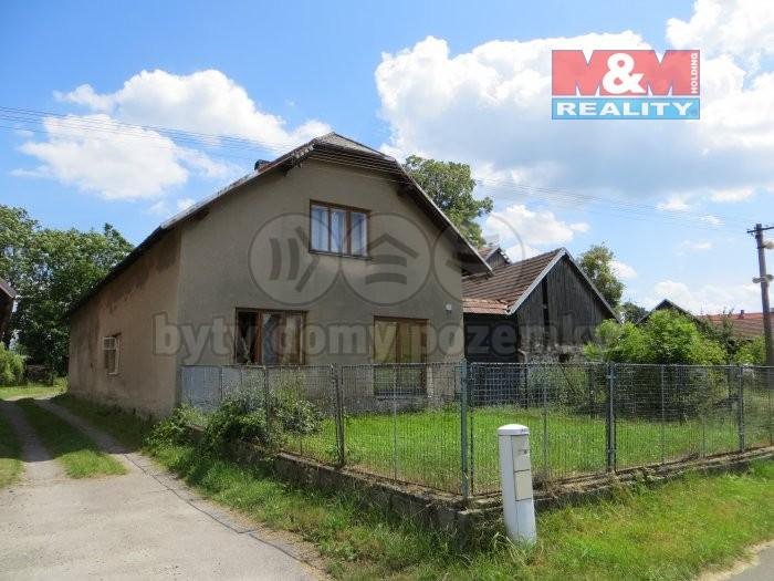 Prodej, rodinný dům 5+1, 1439 m2, Chrudim - Oldřetice
