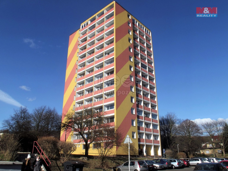 Pronájem, byt 3+1, OV, 70 m2, Ústí nad Labem, ul. Hoření