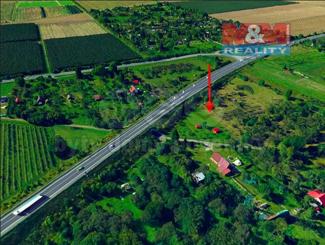 Prodej, zahrada, 400 m2, Lipník n.B.