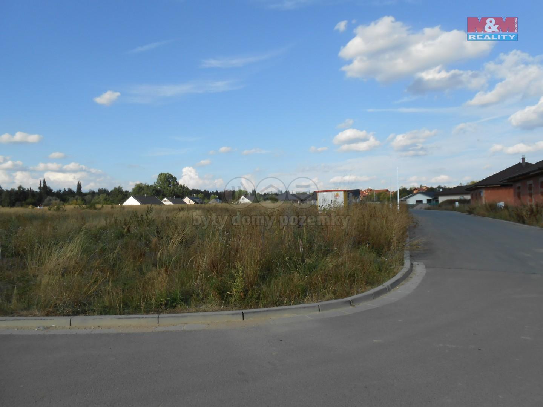 Prodej, pozemek, 1312 m2, Dříteč u Pardubic