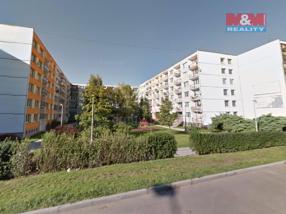 Prodej, byt 1+1, Louny, ul. Slovenského národního povstání