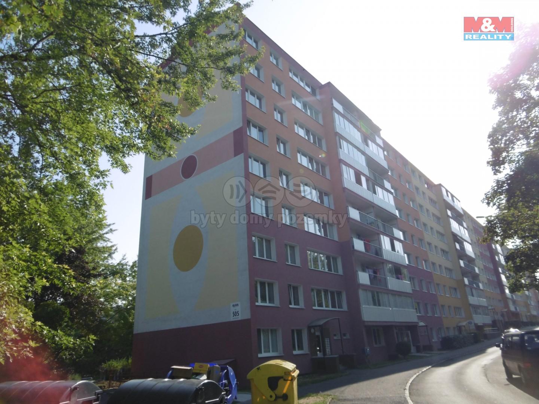 Prodej, byt 4+1, 85 m2, OV, Most, ul. Jana Kubelíka