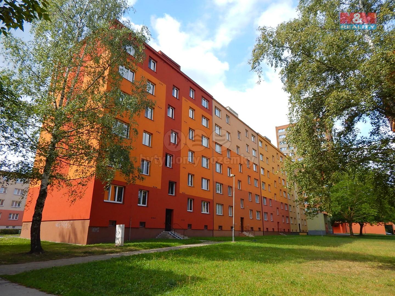 Prodej, byt 2+1, Ostrava - Poruba, ul. Sokolovská