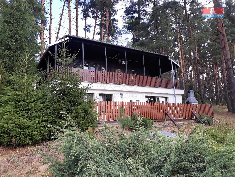 Prodej, chata, 1341 m2, Chrastná