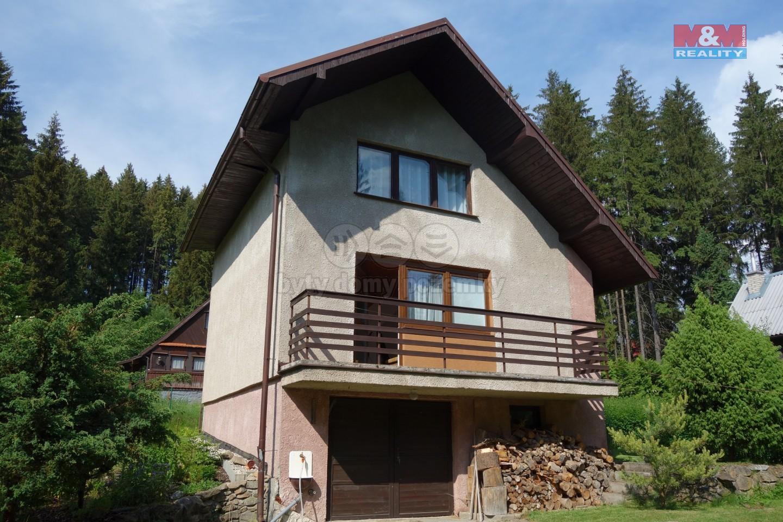 Prodej, chata 3+1, 367 m2, Horní Bradlo