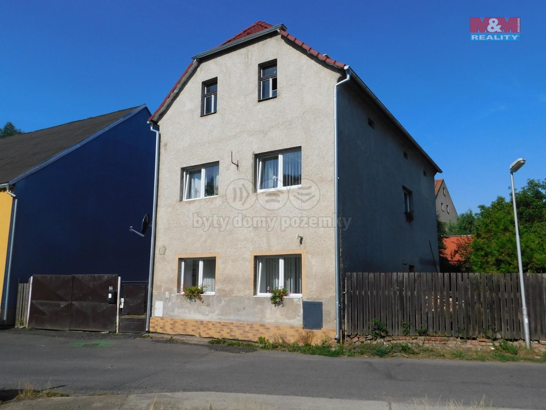 Prodej, rodinný dům 352 m2, Kryry, ul. Kostelní