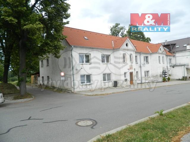 Prodej, byt 4+1, 92 m2, Třešť
