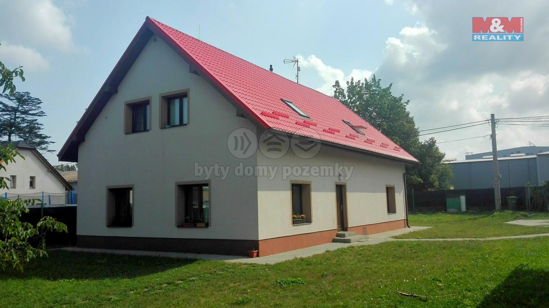 Prodej, nájemní dům, 260 m2, Ostrava - Kunčičky