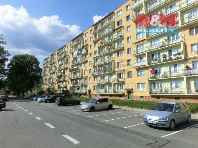 Prodej, byt 2+1, Havířov - Podlesí, ul. Elišky Krásnohorské