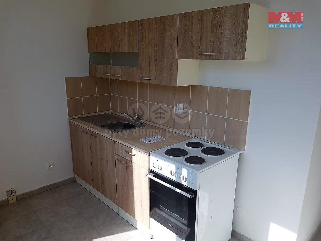 Pronájem, byt 1+1, 37 m2, Ostrava - Poruba