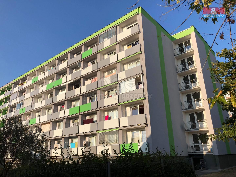 Prodej, byt 1+kk, Hradec Králové, ul. Brožíkova