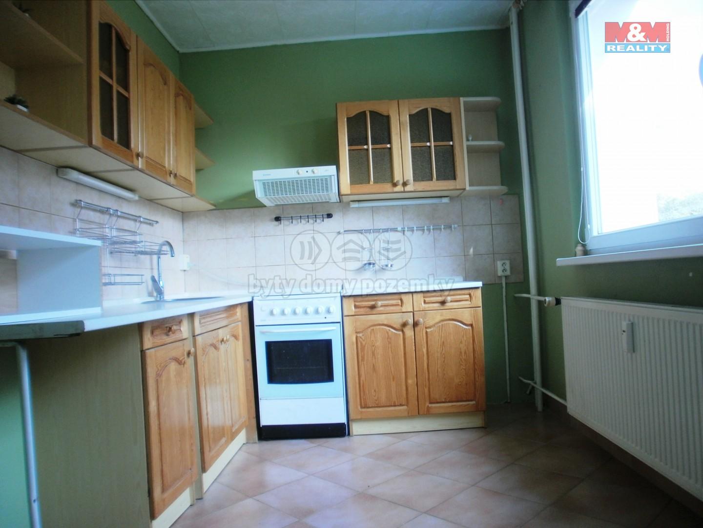 Pronájem, byt 2+1, 56 m2, Česká Lípa, ul. Žitavská