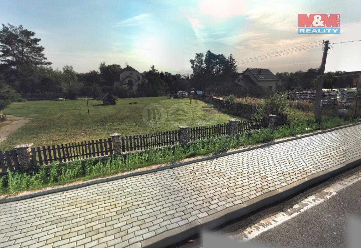 Pozemek, 1000 m2, Brumovice, ul. Opavská