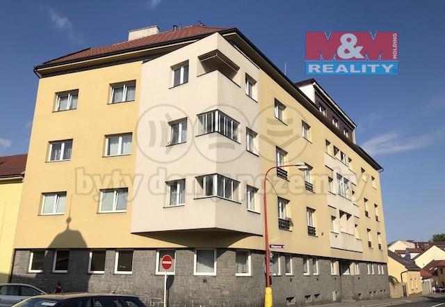 Prodej, byt 1+kk, 31 m2, Hlinsko, ul Wilsonova