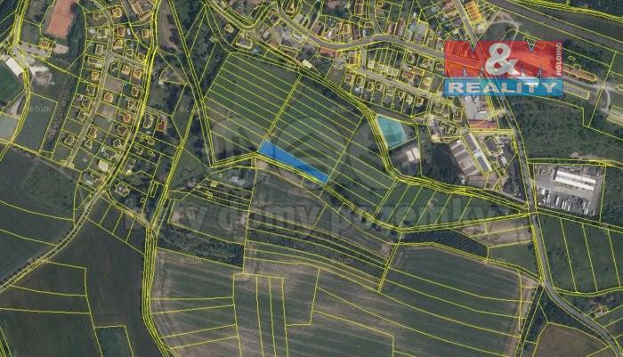 Prodej, louka, 2270 m2, Praha 10 - Kolovraty