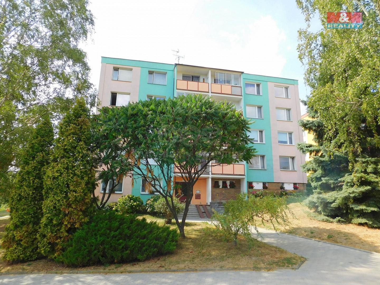 Prodej, byt 1+kk, 24 m2, Hlubočky, ul. Kosmonautů