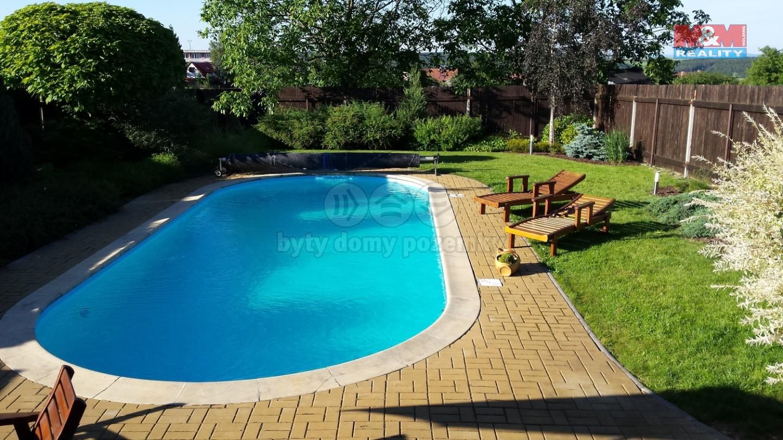 Prodej, rodinný dům 5+2, 1163 m2, Zbraslav, ul. Šlapalova