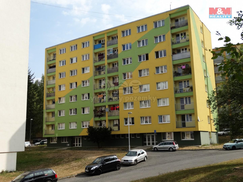 Podnájem, byt 1+1, 40 m2, Kamenický Šenov, Pískovec I.