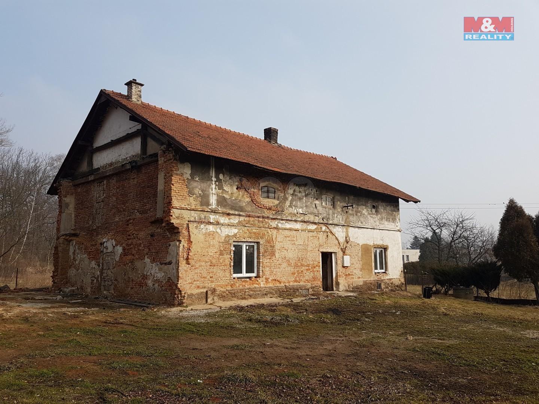 Prodej, rodinný dům 6+1, 190 m2, Jistebník