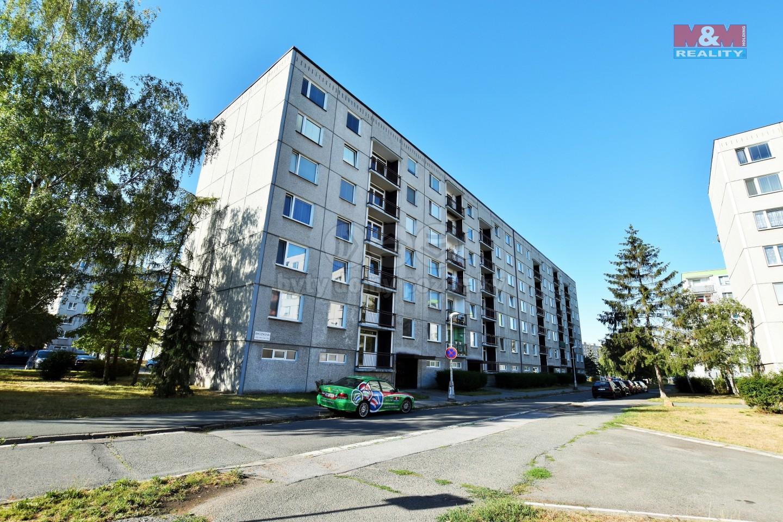 Prodej, byt 3+1, Hradec Králové, ul. Brožíkova