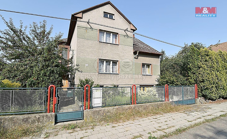 Prodej, rodinný dům, Hranice, ul. Vrchlického