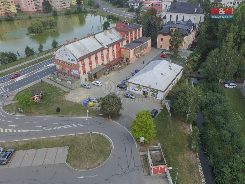 Prodej, obchodní objekt, 3931, Bruntál, ul. Dr. E. Beneše