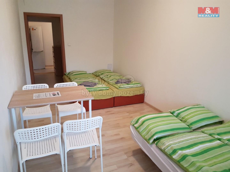 Pronájem, byt 1+1, 28 m2, Ostrava, ul. Na Vizině