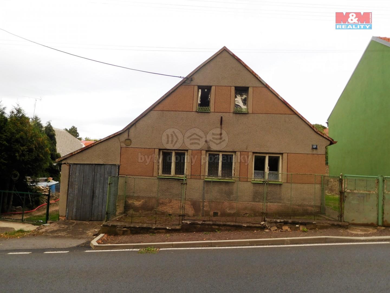Prodej, rodinný dům, 2+1,162 m2, Hluboš