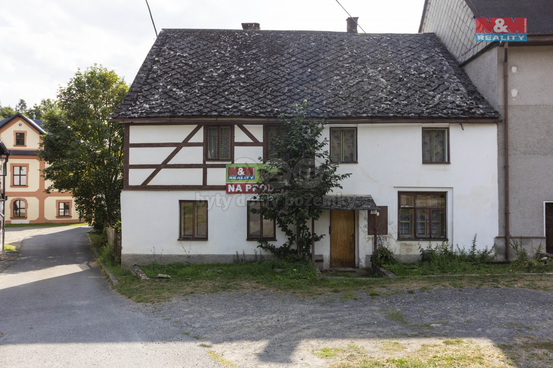 Prodej, rodinný dům, 213 m², Úterý, Plzeň - sever