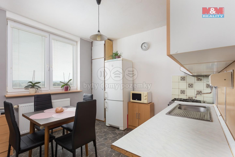 Prodej, byt 2+1, 60 m2, OV, Opava - Kylešovice