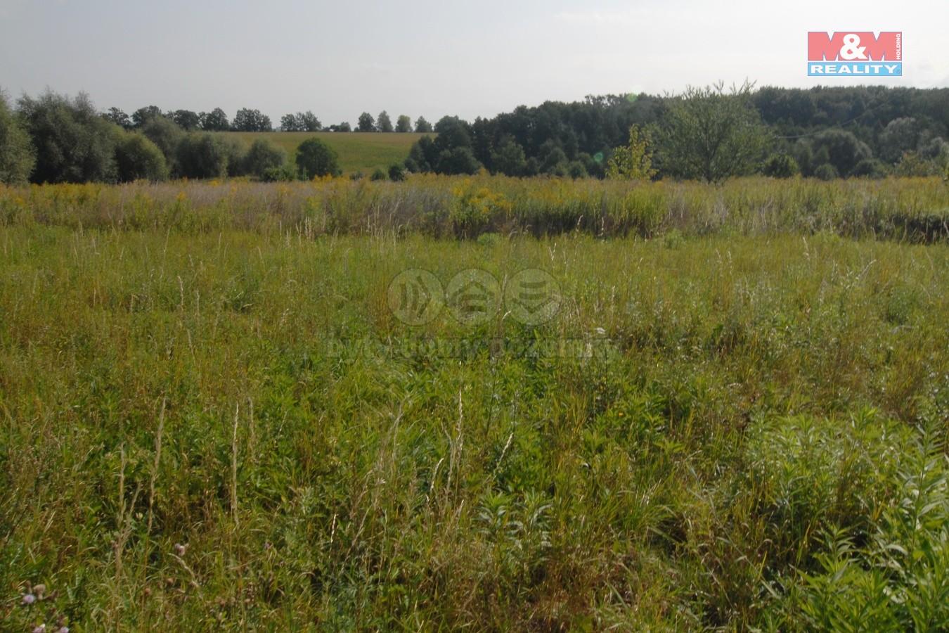 Prodej, stavební pozemek, 1300 m2, Ostrava - Heřmanice