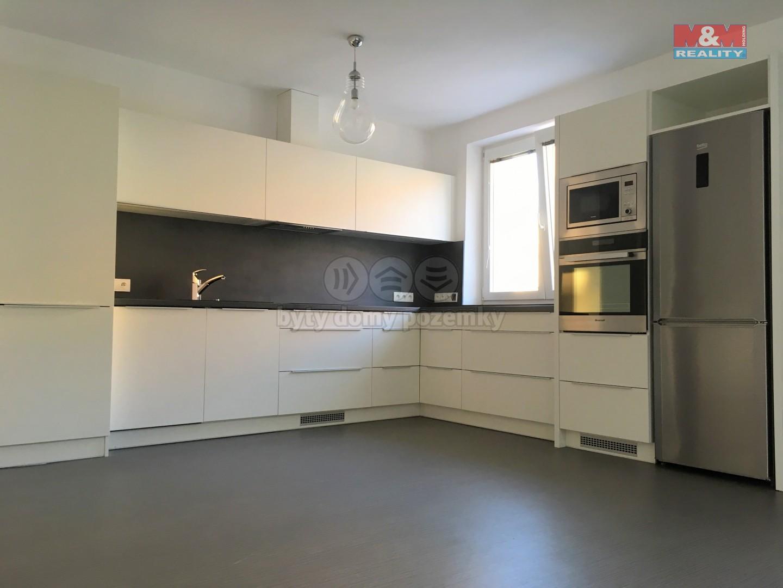 Pronájem, byt 3+kk, 80 m2, Olomouc, ul. Huskova