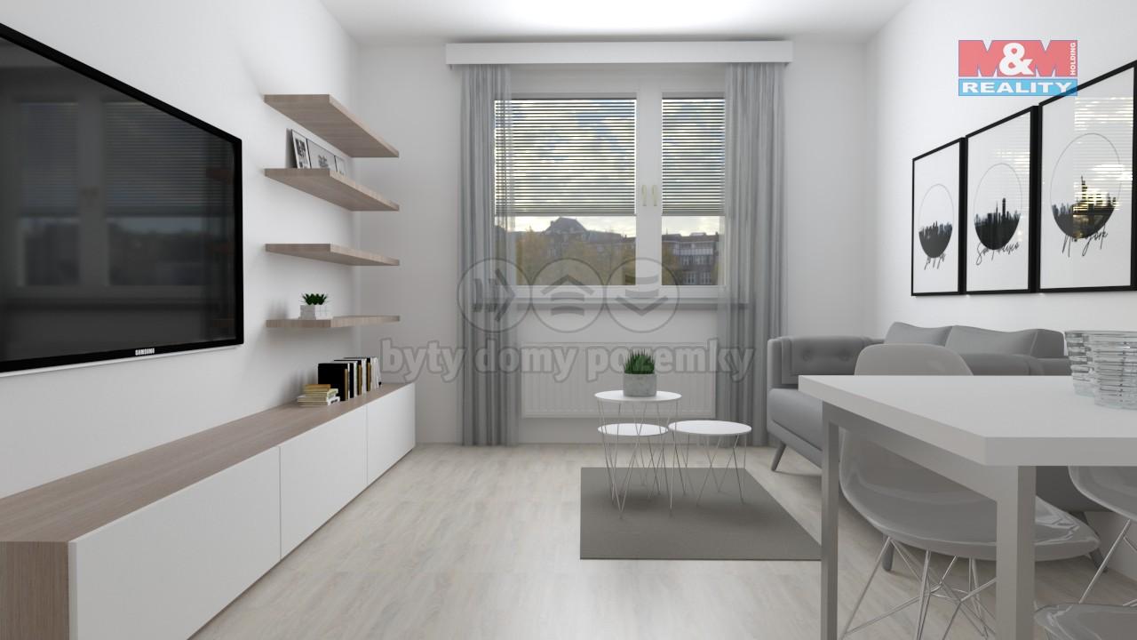 Prodej, byt 3+kk, 68 m2, Mělník, ul. Sportovní