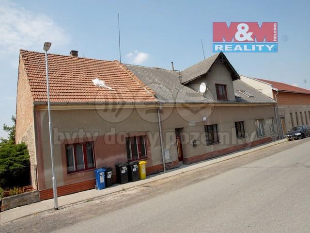 Prodej, rodinný dům, Libáň, ul. Míru