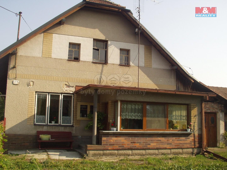 Prodej, rodinný dům, 929 m2, Semechnice
