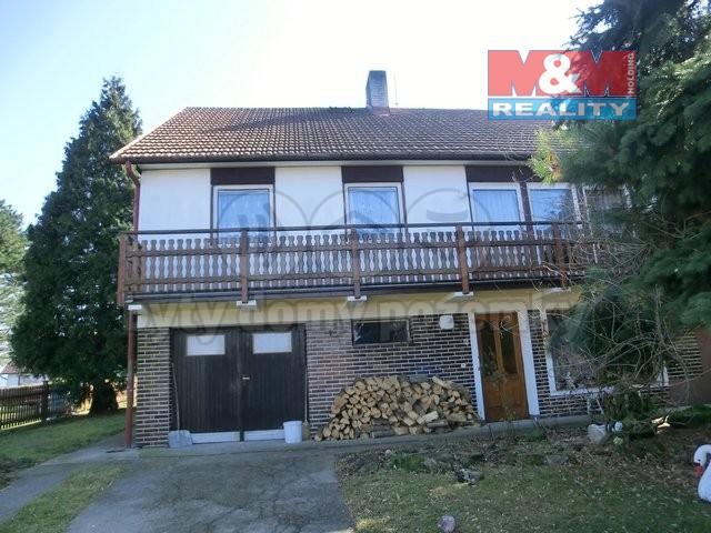 Prodej, rodinný dům 6+2, Ratiboř
