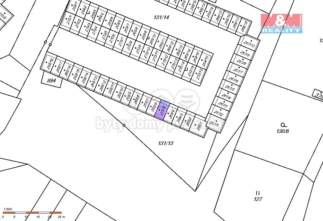 Prodej, garáž, 33 m2, Louka u Litvínova, ul. Ruských zajatců