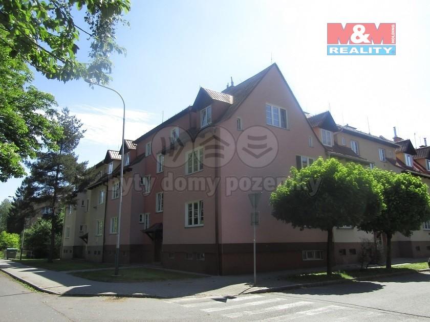 Pronájem, byt 2+1, 52 m2, Ostrava - Hrabová, ul. Šídlovecká