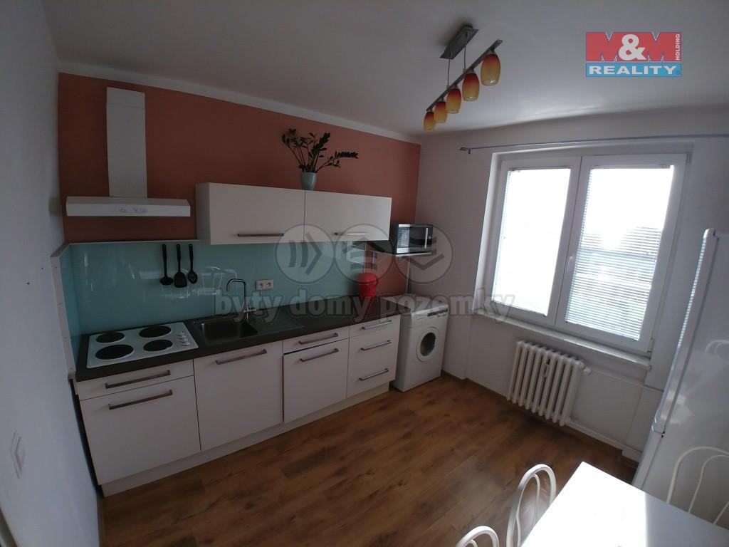 Pronájem, byt 1+1, 45 m2, Orlová - Lutyně