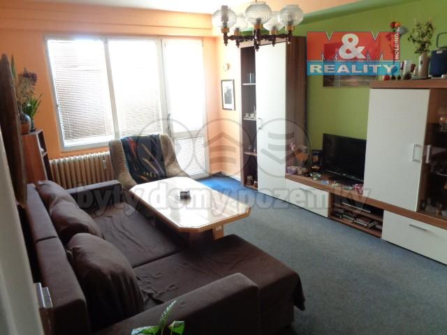 Prodej, byt 2+1, 49 m2, Opava - Předměstí