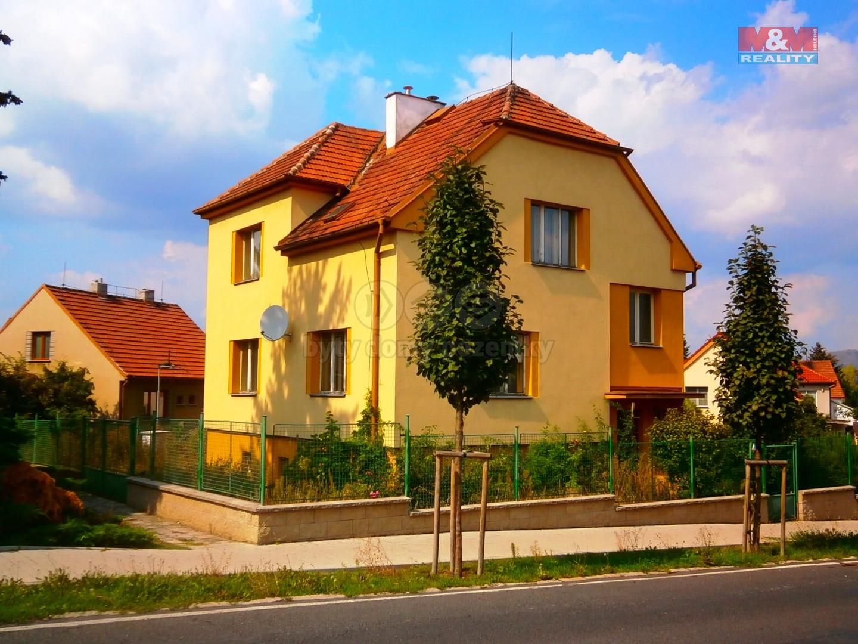 Prodej, rodinný dům, 4+1, 80 m2, Louny