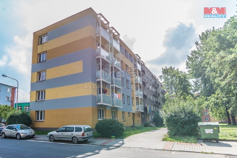 Pronájem, byt 1+1, 35 m2, Ostrava, ul. Mitušova